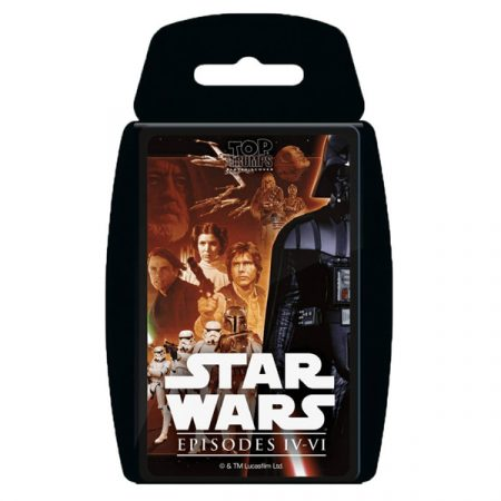 Top Trumps Star Wars EP IV-VI | Double Project
