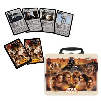 Top Trumps Tin Star Wars Saga | Double Project