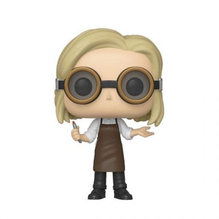 Doctor Who POP 13th Doctor | Double Project
