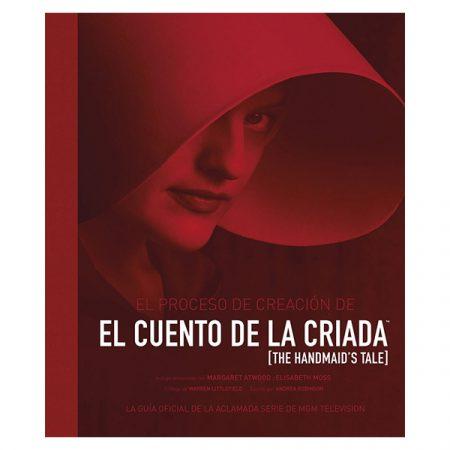 LIBRO EL PROCESO DE CREACIÓN DE EL CUENTO DE LA CRIADA | Double Project