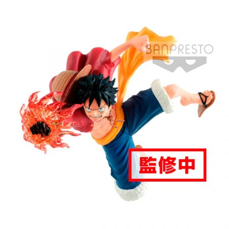 One Pice Figura Monkey D. Luffy One Piece G x materia | Double Project