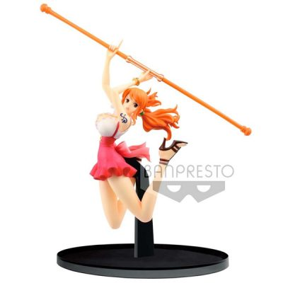 One Piece Figura Special Nami Banpresto World Figure Colosseum