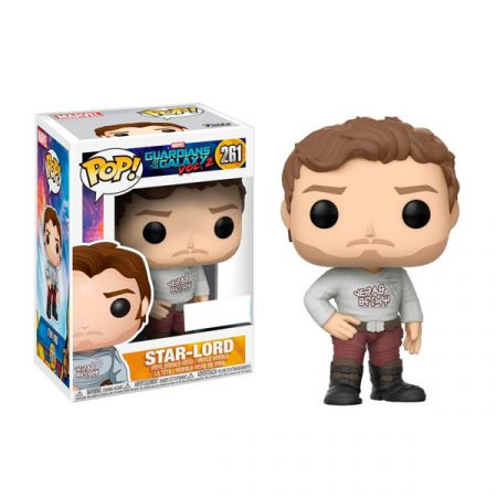 Guardianes de la galaxia POP Star-Lord with Gear Shift Shirt Exclusive | Double Project