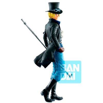 One Piece Figura Sabo 20th History Masterlise | Double Project