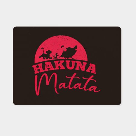 Alfombrilla ratón Hakuna Matata | Double Project