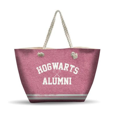 Harry Potter Bolsa de playa Hogwarts Alumni | Double Project