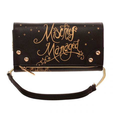 Harry Potter Bolso Mischief Managed   Double Project