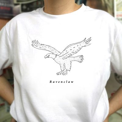 Camiseta Aguila Ravenclaw | Double Project