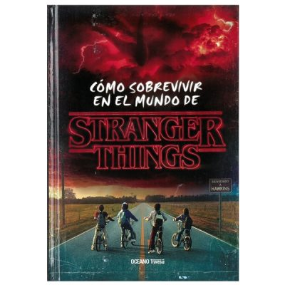 Libro Como sobrevivir en el mundo de Stranger Things | Double Project