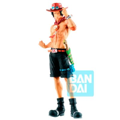 One Piece Figura D.Ace 20th History Masterlise | Double Project