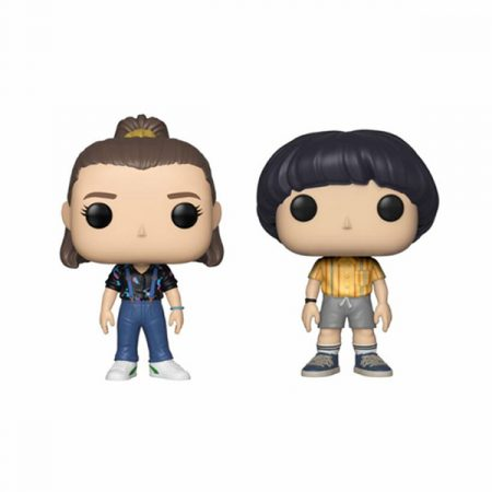 Stranger Things POP Pack Eleven + Mike | Double Project