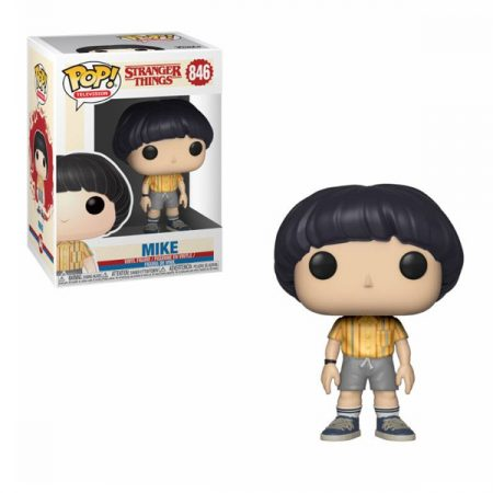 Stranger Things POP Mike 3rd Season | Double Project
