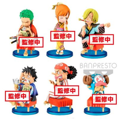 One Piece Figura Japanese Style World Collectable | Double Project