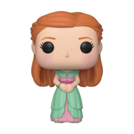 Harry Potter POP Ginny Weasley (Yule) | Double Project