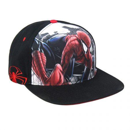 Marvel Gorra Spider-Man Premium | Double Project