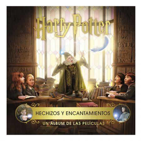 Libro Harry Potter: Hechizos y encantamientos. Un álbum de las películas | Double Project