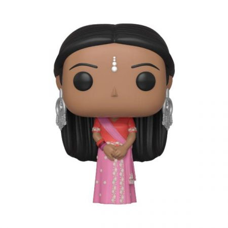 Harry Potter POP Parvate Patil (Yule)