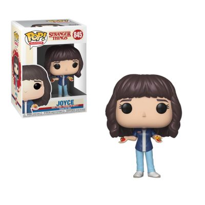Stranger THings POP Joyce 3rd Season | Double Project