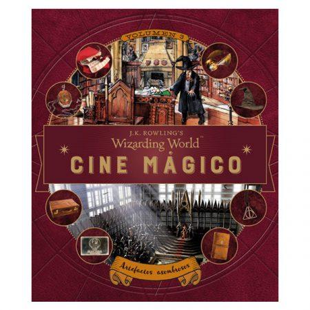 Libro Cine Mágico 3. Artefactos asombrosos | Double Project