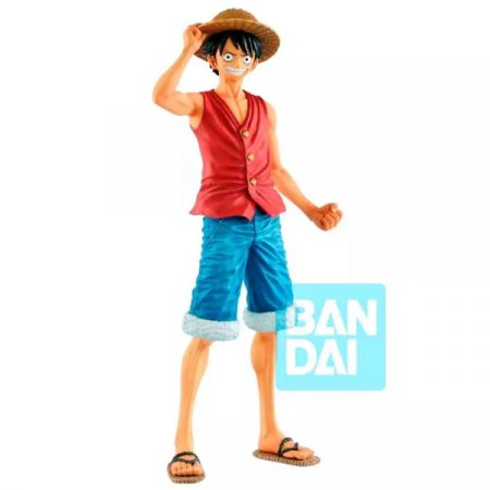 One Piece Figura Luffy 20th History Masterlise | Double Project