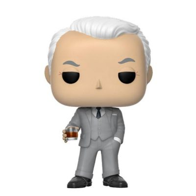 Mad Men POP Roger | Double Project