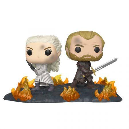 Juego de Tronos POP Moment! Daenerys & Jorah | Double Project
