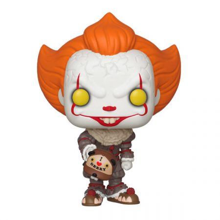 It Chapter 2 POP Pennywise with Beaver Hat | Double Project