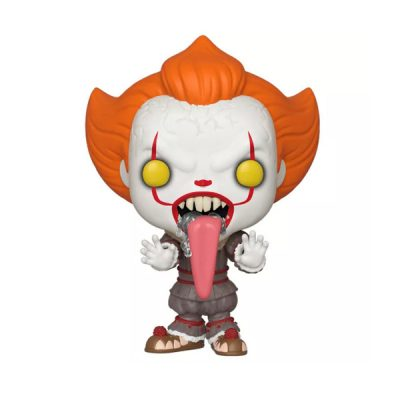 It Chapter 2 POP Pennywise with Dog Tongue | Double Project