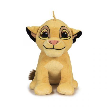 Disney Peluche El Rey León Simba 25cm | Double Project