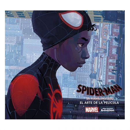 Libro. Spider-man: un nuevo universo. El arte de la película | Double Project