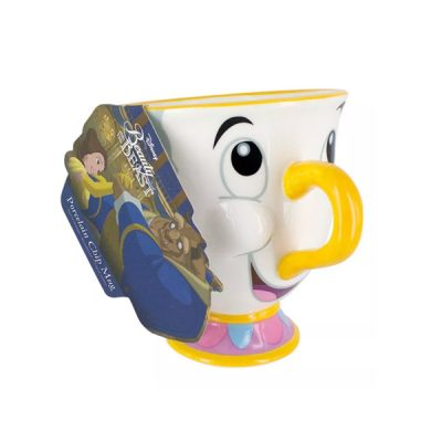 Disney La Bella y La Bestia Taza Chip | Double Project