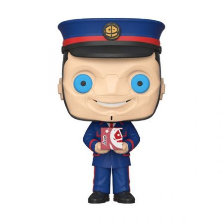 Doctor Who POP The Kerblam Man (GW) | Double Project