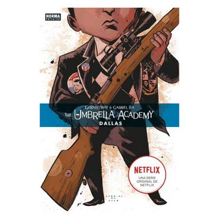 Cómic The Umbrella Academy 2: Dallas   Double Project