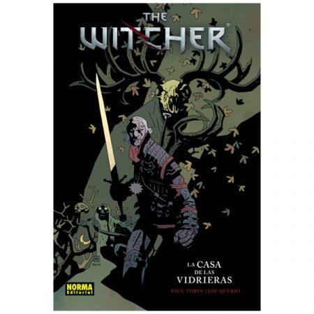 Cómic The Witcher 1 La casa de las Vidrieras | Double Project