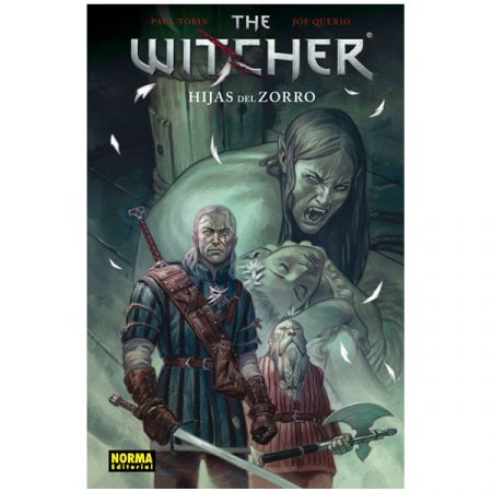 Cómic The Witcher 2 Hijas del zorro | Double Project