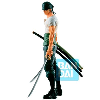 One Piece Figura Zoro 20th History Masterlise | Double Project