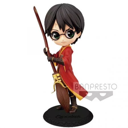 Harry Potter Q Posket Harry Quidditch Version A | Double Project