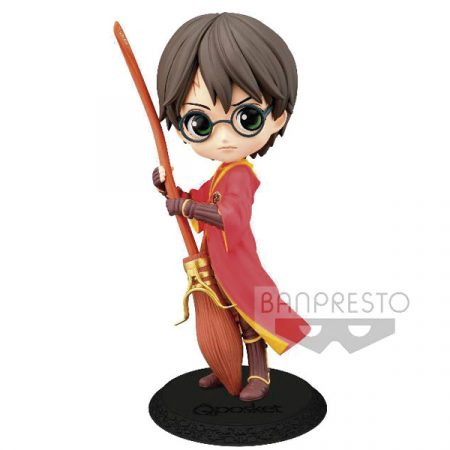 Harry Potter Q Posket Harry Quidditch Version B | Double Project