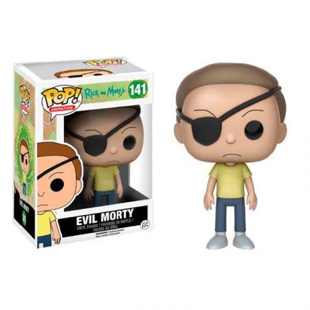 Rick & Morty POP Evil Morty | Double Project