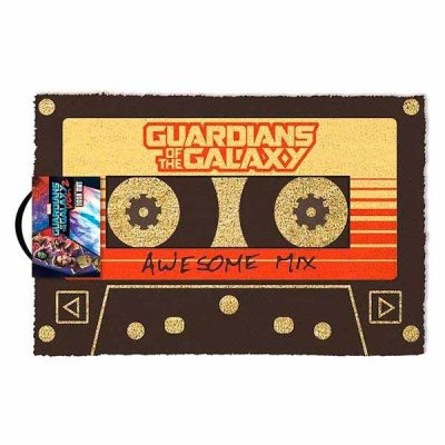 Marvel Felpudo Guardianes de la Galaxia | Double Project