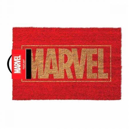 Marvel Felpudo logo Marvel | Double Project