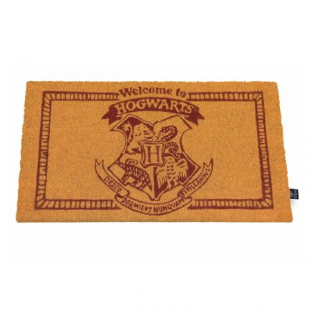 Harry Potter Felpudo welcome to Hoghwarts   Double Project