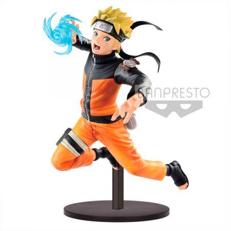 Naruto Figura Vibration Stars Uzumaki Naruto Shiuppuden   Double Project