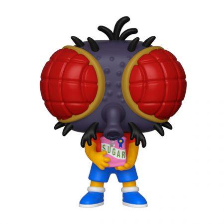 Los Simpson POP Fly Boy Bart | Double Project