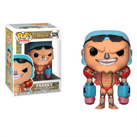 POP One Piece Franky | Double Project