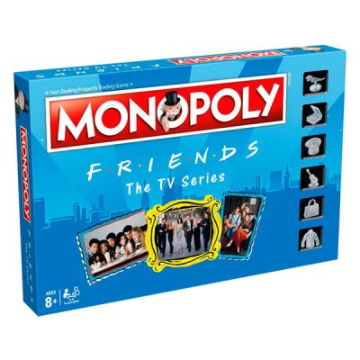 Friends Monopoly | Double Project