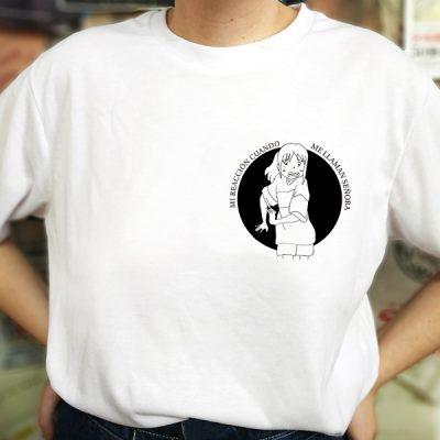 Camiseta Cuando me Llaman señora | Double Project