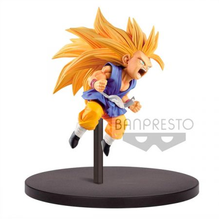 Dragon Ball Super Figura Son Goku Super Saiyan Banpresto | Double Project