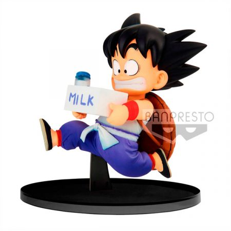 Dragon Ball Z Figura Son Goku Banpresto World Figure Colosseum   Double Project
