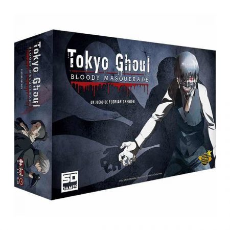 Tokyo Ghoul Juego Tokyo Ghoul Bloody Masquerade | Double Project